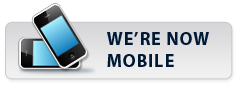 We're Now Mobile